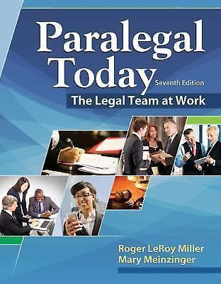 Paralegal Today The Legal Team at Work Paralegal