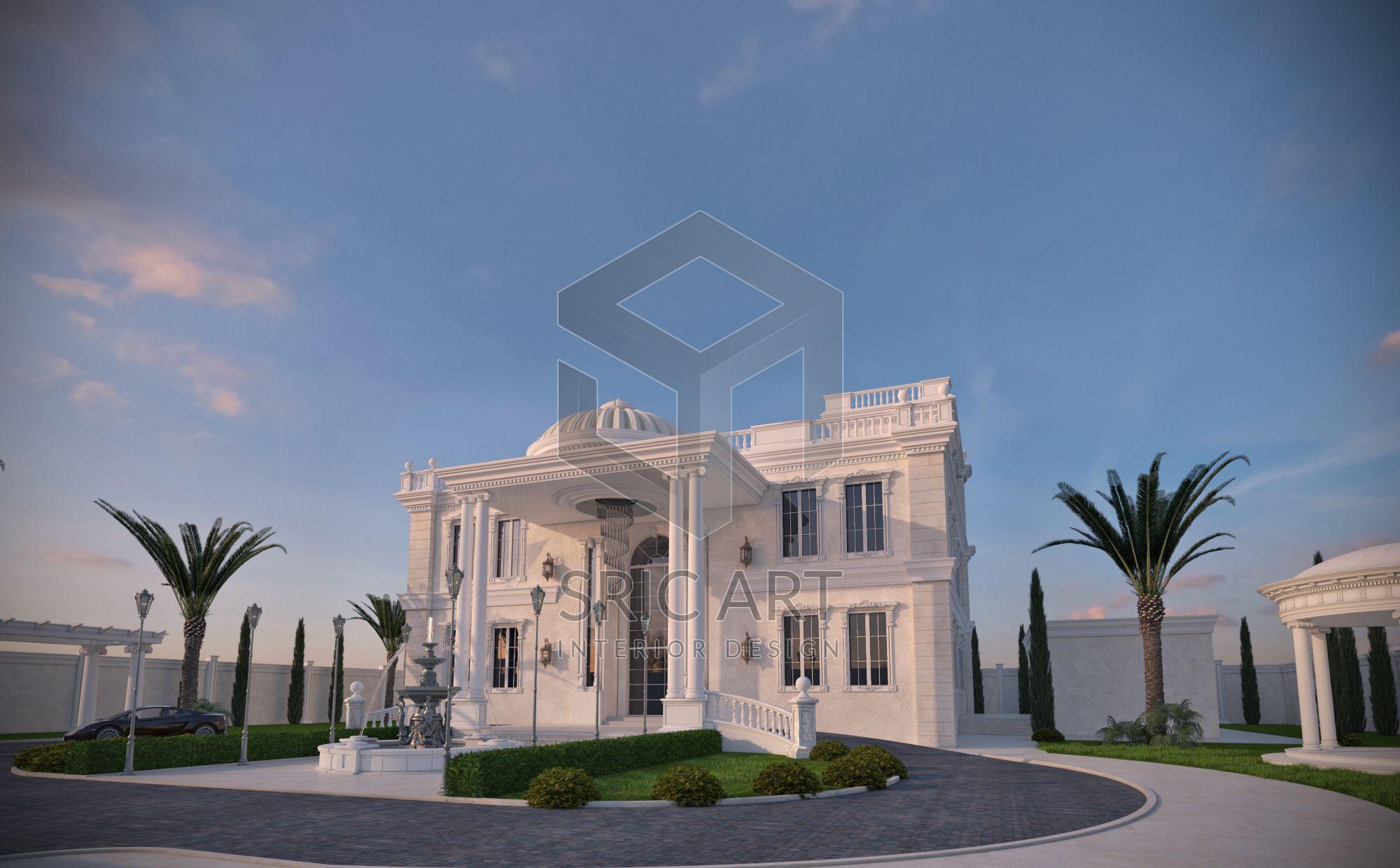 External design - villa design - interior design - decoration ...