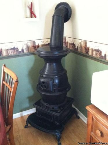 Pot Belly Stoves Antique Pot Belly Stove Price 100 00 In