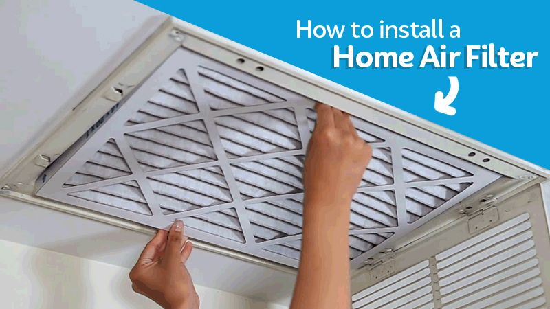 This Video Explains How To Properly Install Your Air Filter Go Airfiltersdelivered Now Get Free Shipping On Any Size