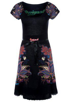 FEBRERO - Vestito di maglina - nero