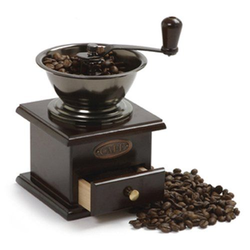 Hand Crank Kitchen Appliances: Norpro Coffee Grinder