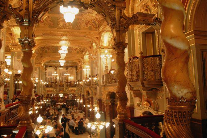 Cafe Central, vienna Vienna, Salzburg, and Budapest Pinterest - reddy küchen wien