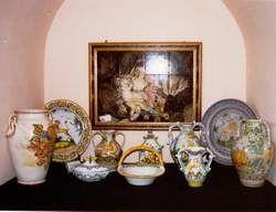 Cerreto Sannita, Museo della Ceramica - Archivio fotografico Ente Provinciale Turismo Benevento