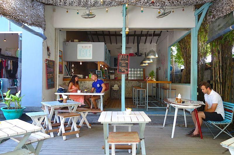 Drop Coffee Shop Seminyak Bali Ministry of Villas Simply