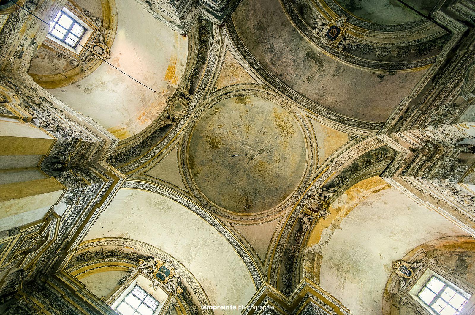 Chiesa Santa Cascia | by L'Empreinte Photographie - URBEX