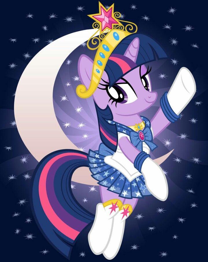 MLP Sailor Twilight