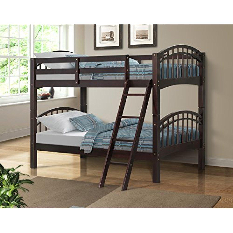 Harper Furniture Twin bunk beds, Bunk beds, Toddler bed