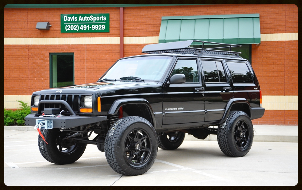 Lifted Cherokee XJ For Sale / Jeep Cherokee Lifted For