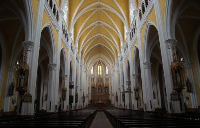 Nhà thờ chính tòa Đà Nẵng 3