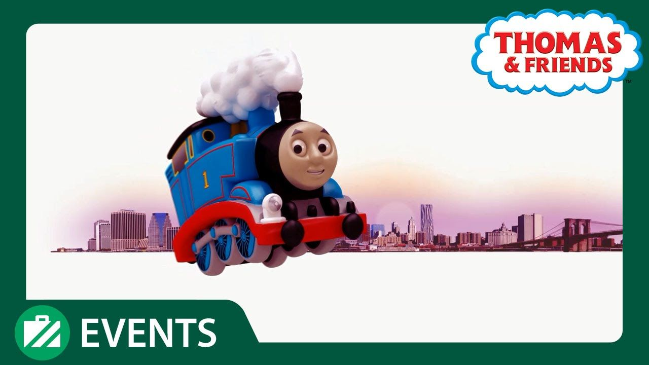 Thomas Is Heading For The Macy S Thanksgiving Day Parade Thomas Friends Thomas And Friends Macy S Thanksgiving Day Parade Macy S Thanksgiving Day Parade