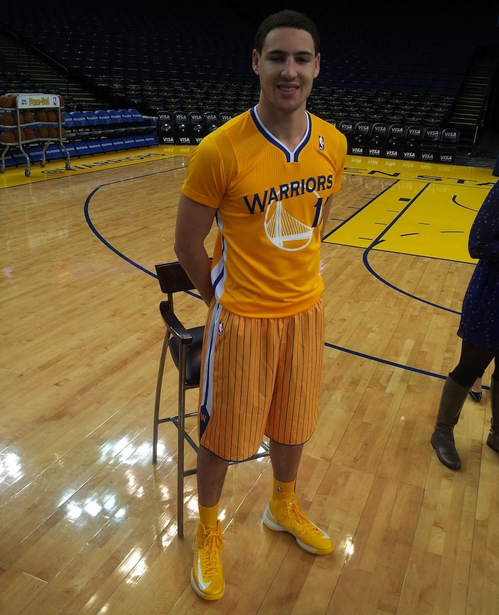 Short Sleeve NBA Uniforms