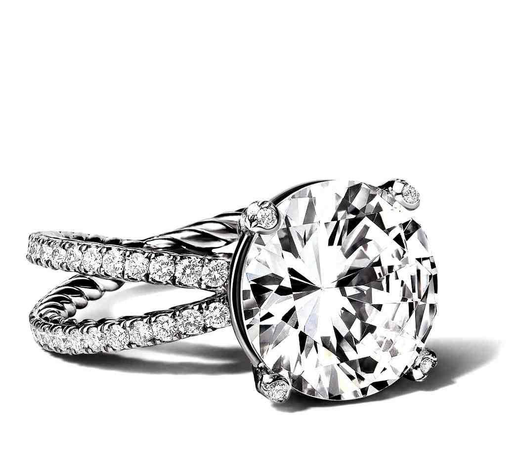 David Yurman Engagement Rings Price David Yurman Engagement Ring Engagement Ring Prices Crossover Engagement Ring