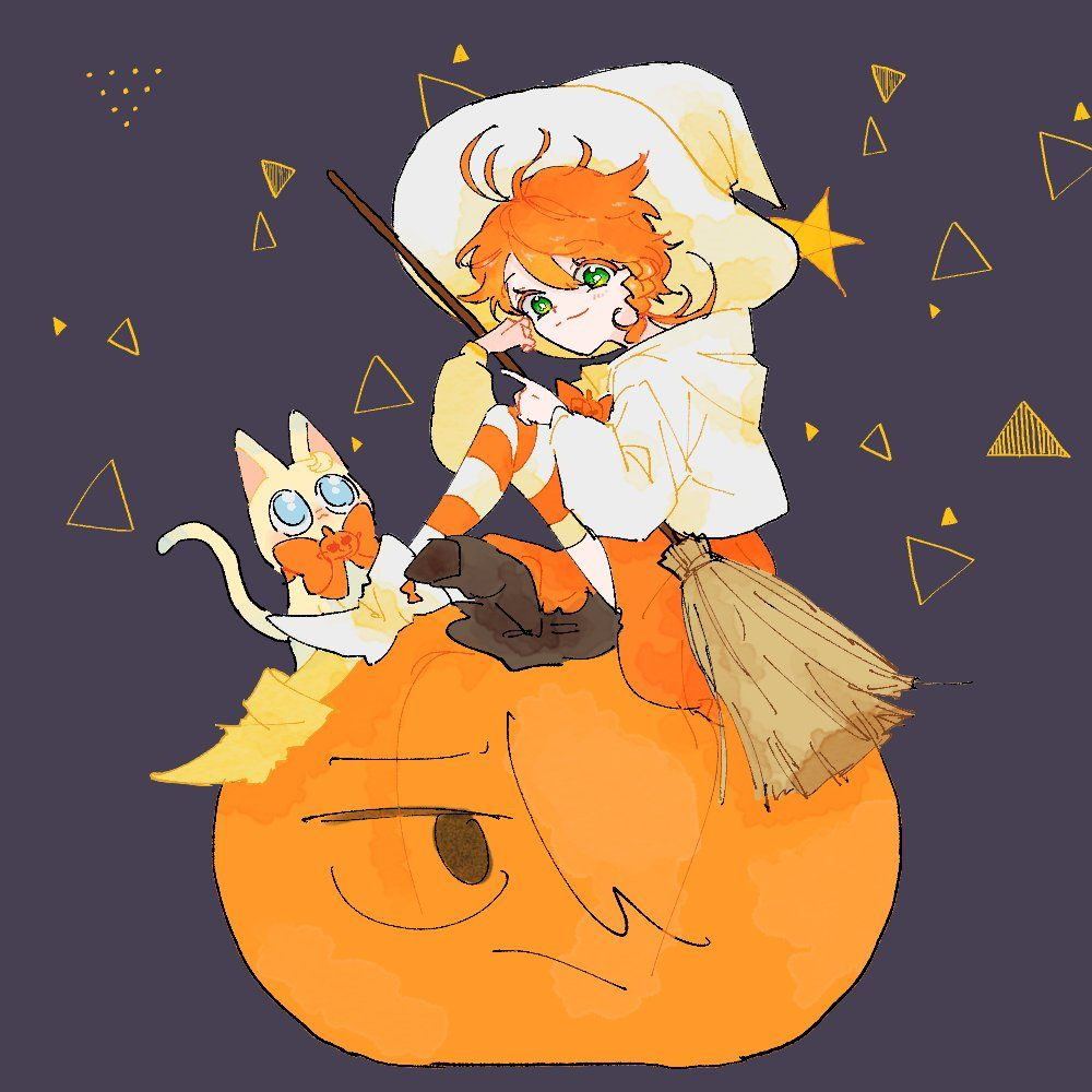 Pin by TopHatQuery on The Promised Neverland Neverland