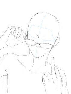 Image Result For Anime Crying Base Pose Template Anime Poses Reference Drawing Poses Male Manga Drawing Tutorials