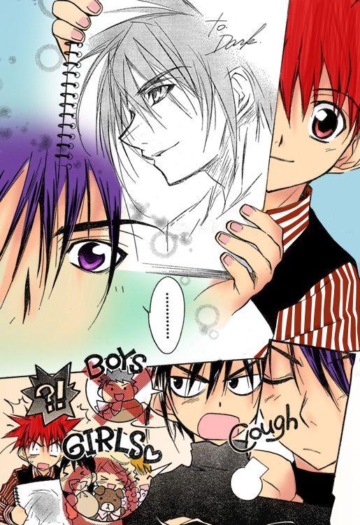 Happy Birthday Dark 2 by gachan on DeviantArt Anime
