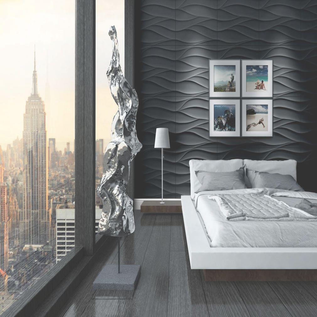 Perfekt Schlafzimmer Wände Modern Gestalten