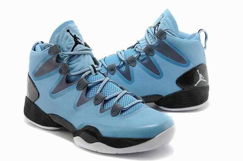 5d0d659640de 2014 Air Jordan 28 Sky Blue Shoes Features Whole Foot Zoom Sneaker For Men  Online