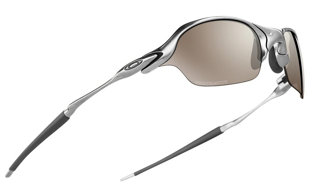 2d0d415f3 Oakley Romeo II polished with titanium | Apperals and wearables ...