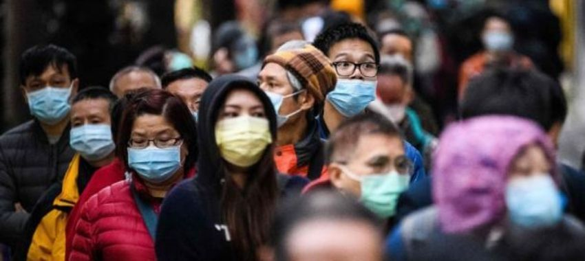 Hong Kong pagará 645 dólares a quienes den positivo para covid-19