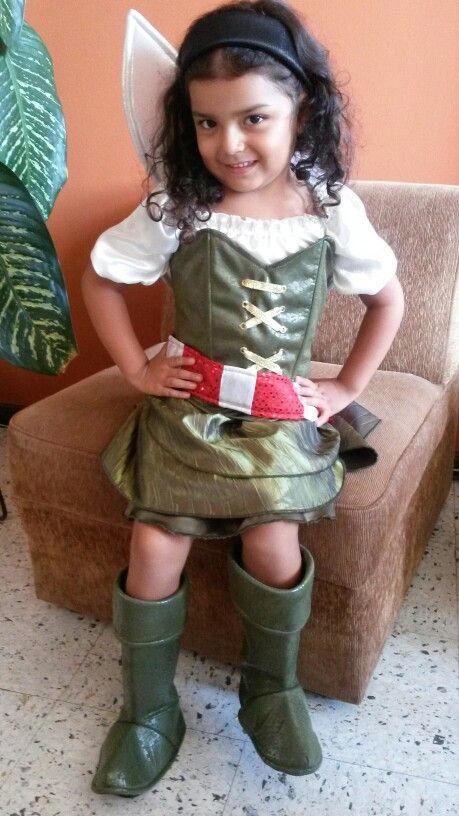 Disfraz De Zarina La Hada Pirata Mitita Costumes