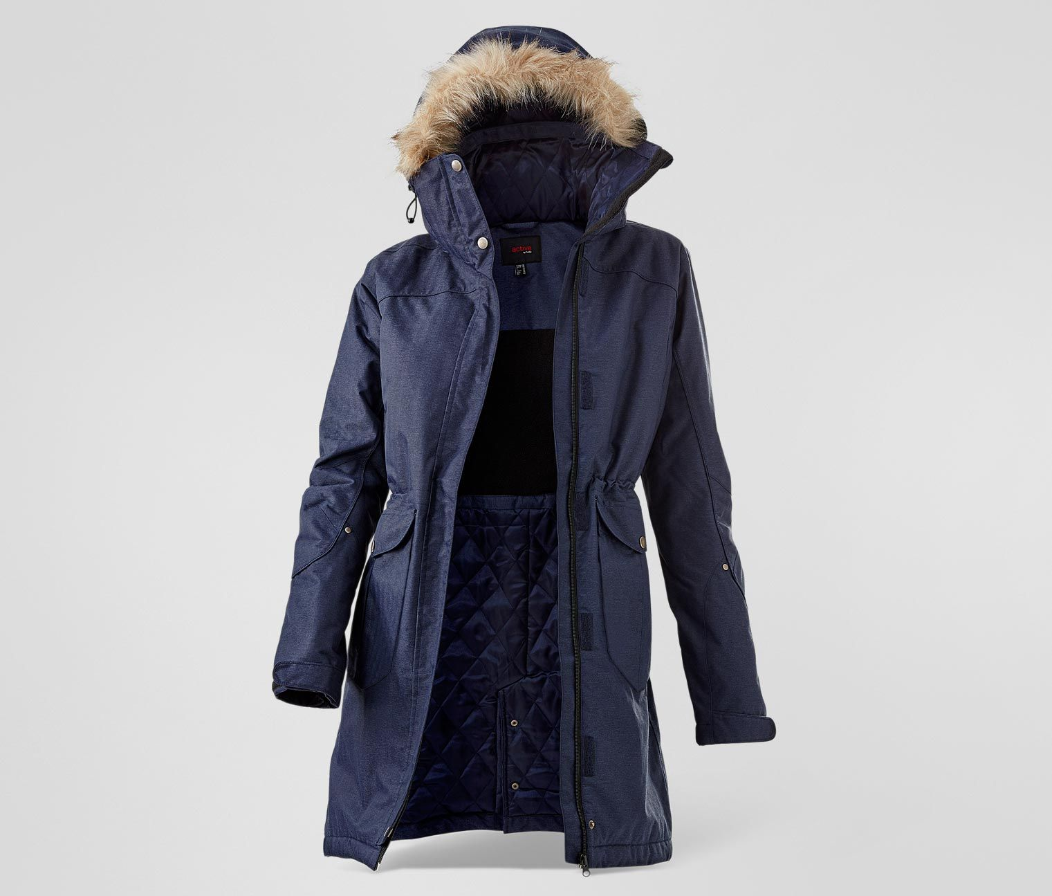 Leistungssportbekleidung heißer verkauf rabatt Verarbeitung finden tchibo thermo jacket coat | Winter jackets, Winter coat, Jackets