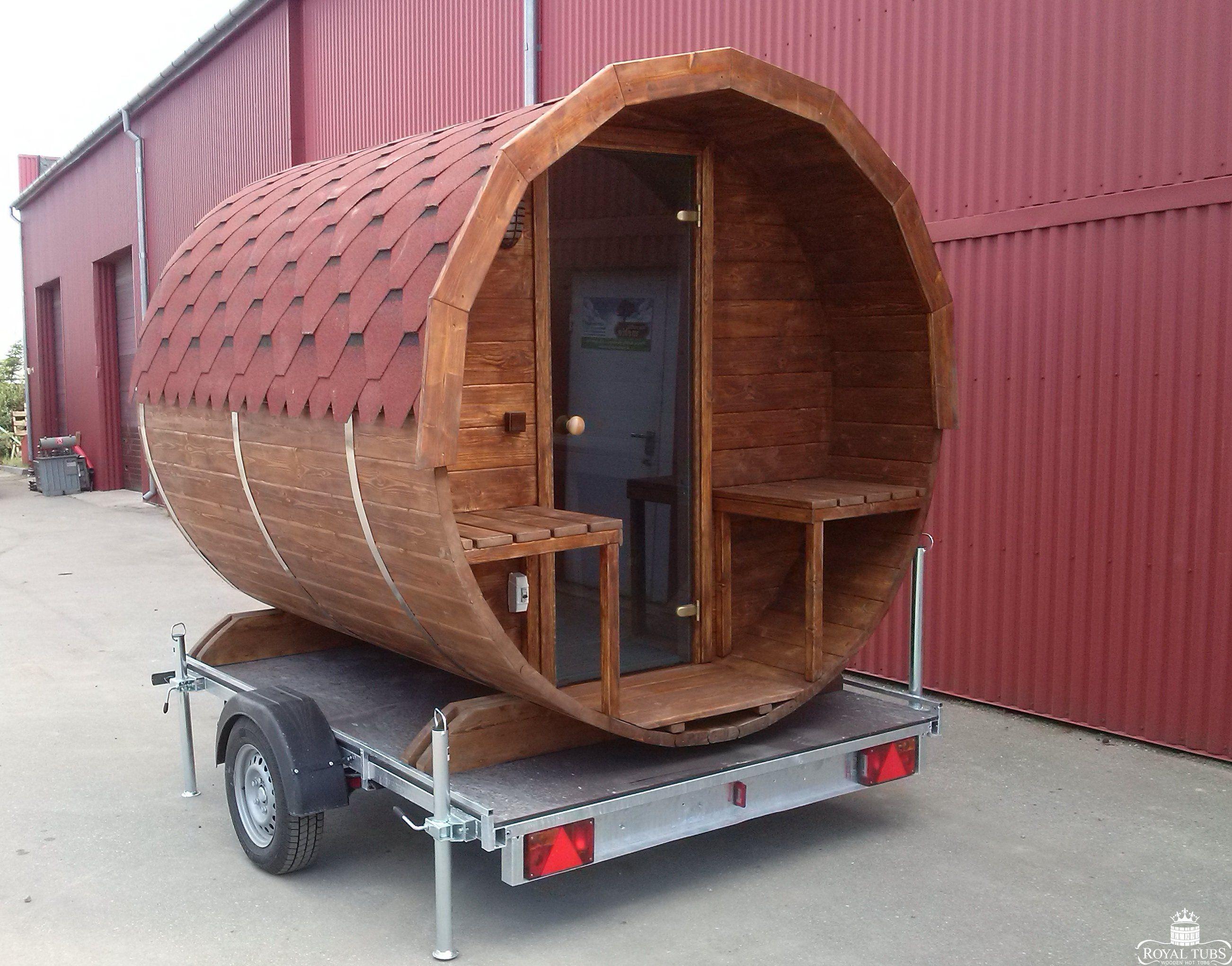 sauna hire mobile sauna sauna on wheels royaltubs co uk gibuk