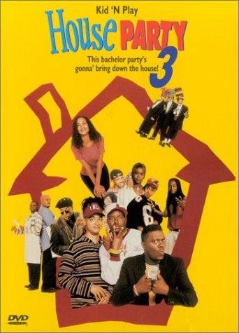 House Party 3 Films Not On Blu Ray Pinterest Movie Comedy