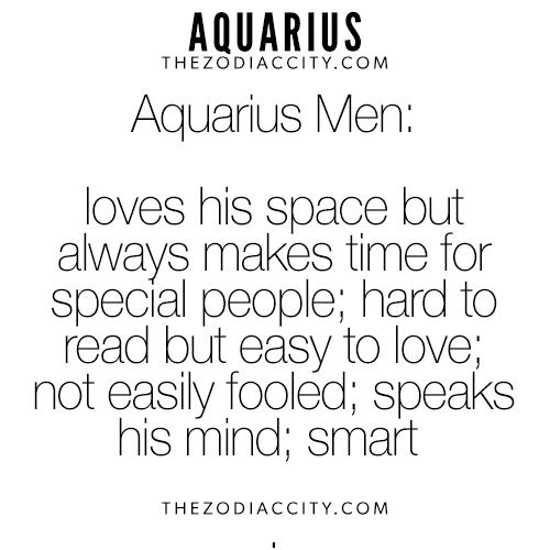 Acquarius men