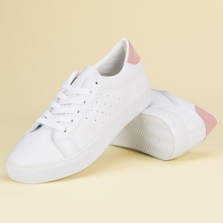 6a8855399941e #Sportowe #Damskie #Butymodne #Białe #Buty #Sportowe Trampki Adidas