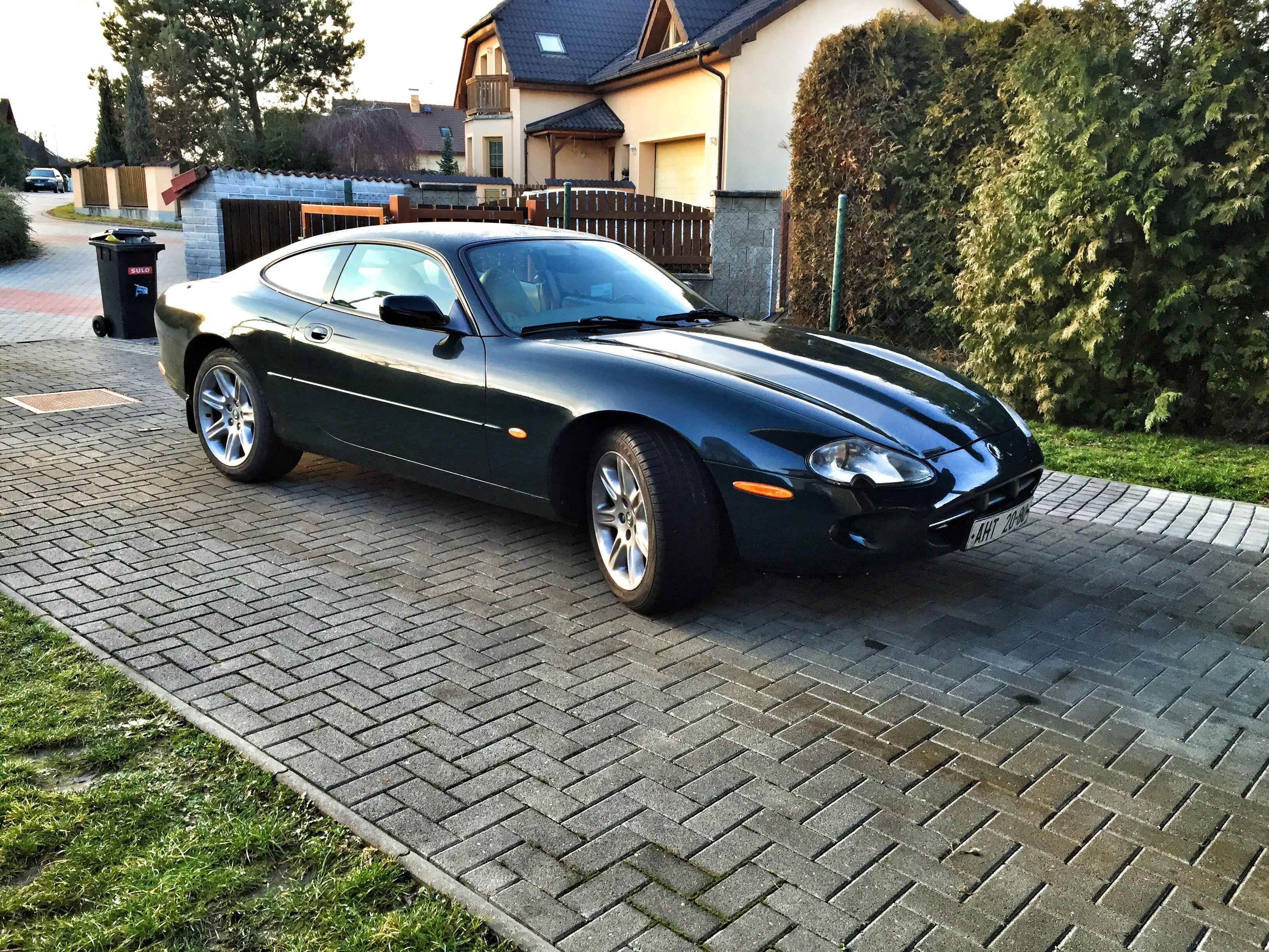 jaguar automatic classics vehicle jag sunningdale