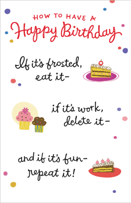 Try Printable Birthday Cards For Free Happy Birthday Printable Printable Cards American Greetings Cards