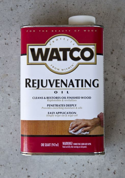 Watco Rejuvenating Oil Omg I Wish I D Discovered This Years