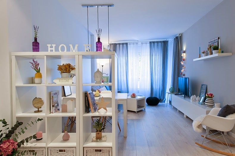 visitamos una casa real en barcelona en 2019 ideas deco On decoracion apartamentos 2016