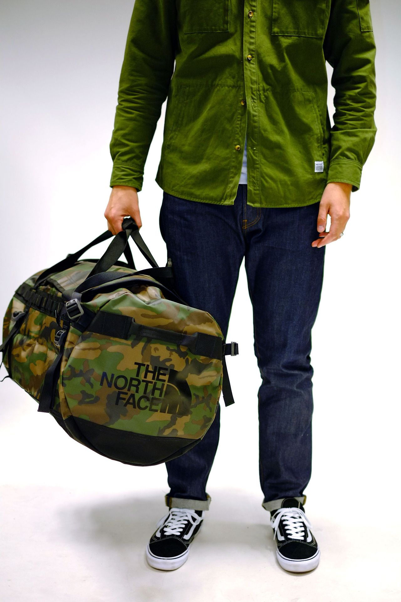 64edfc06e The North Face Camp Duffle - Camo at Urban Industry | Things I have ...