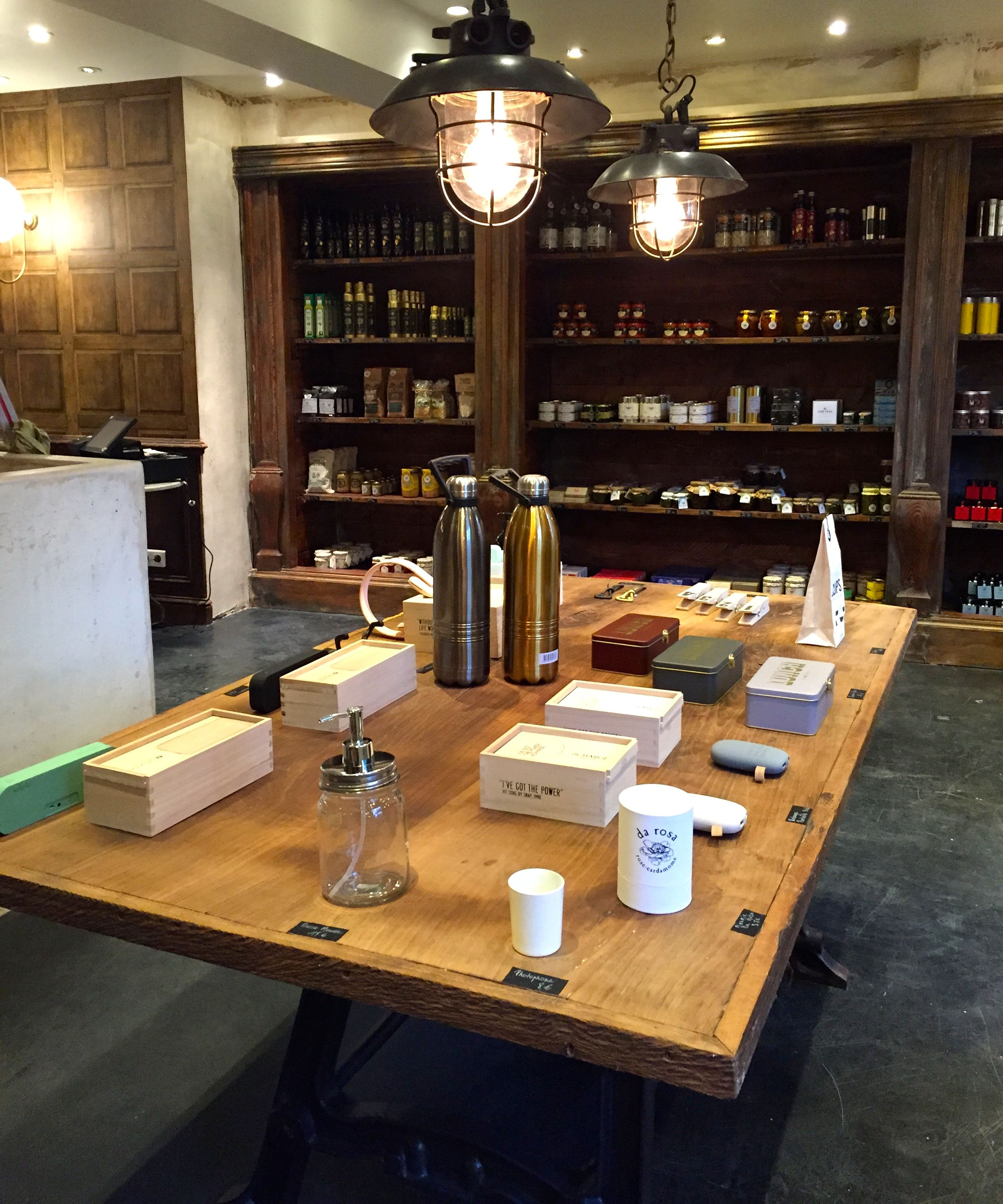 M Concept Store Toulouse Rovira Studio Decor Design Liquor Cabinet
