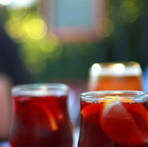 Sangria | summer | Pinterest | Sangria