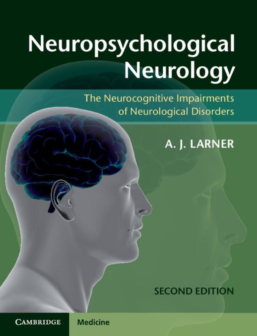 Neuropsychological Neurology (eBook) Neurological