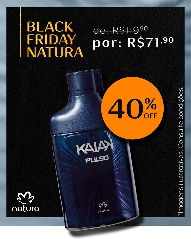 3dcbac4edf Compre o seu produto favorito com desconto especial! Aproveite o  Desodorante Colônia Kaiak Pulso Masculino