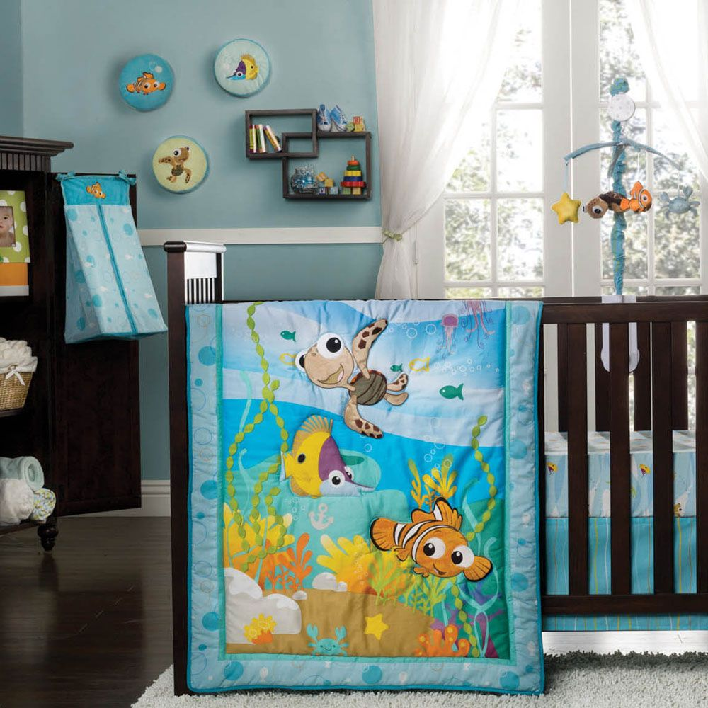 Finding Nemo Crib Bedding Set Love This Even Though I Don