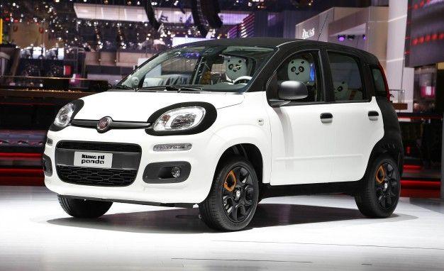 Fiat Panders To Panda Fans With Panda Themed Kung Fu Panda Panda