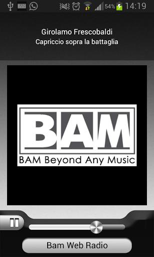 La BamWebRadio è una radio raffinata per musica classica e jazz, sia di musica contemporanea facilmente ascoltabile e con autori e musicisti di richiamo come anche di musica jazz e easy listening. A cio' si aggiungono trasmissioni di cultura generale e di salute come anche di politica e di etica. In streaming verranno trasmessi concorsi musicali e dibattiti che potranno essere interessanti per molte persone.  <p>Sito radio:<p><a…