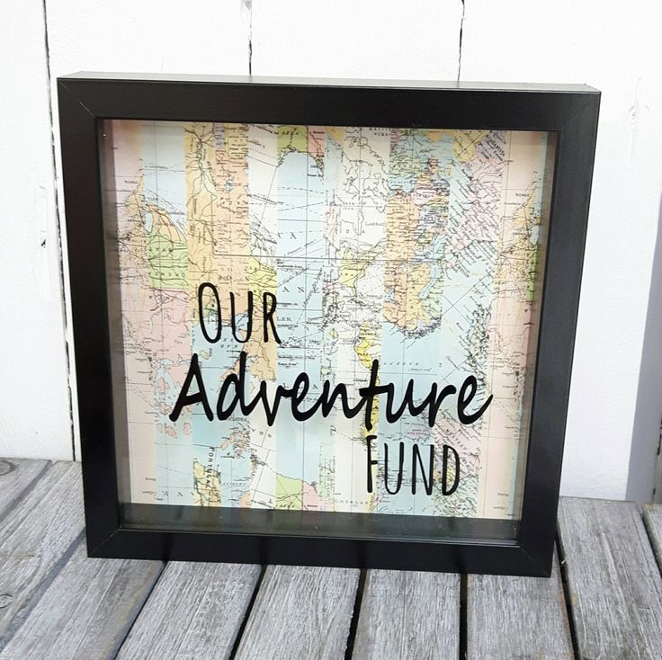 Wanderlust Wood Photo Stand  Wood Picture Holder  Wooden Photo Display  Photograph Display Stand  Travel Vacation Honeymoon Frame