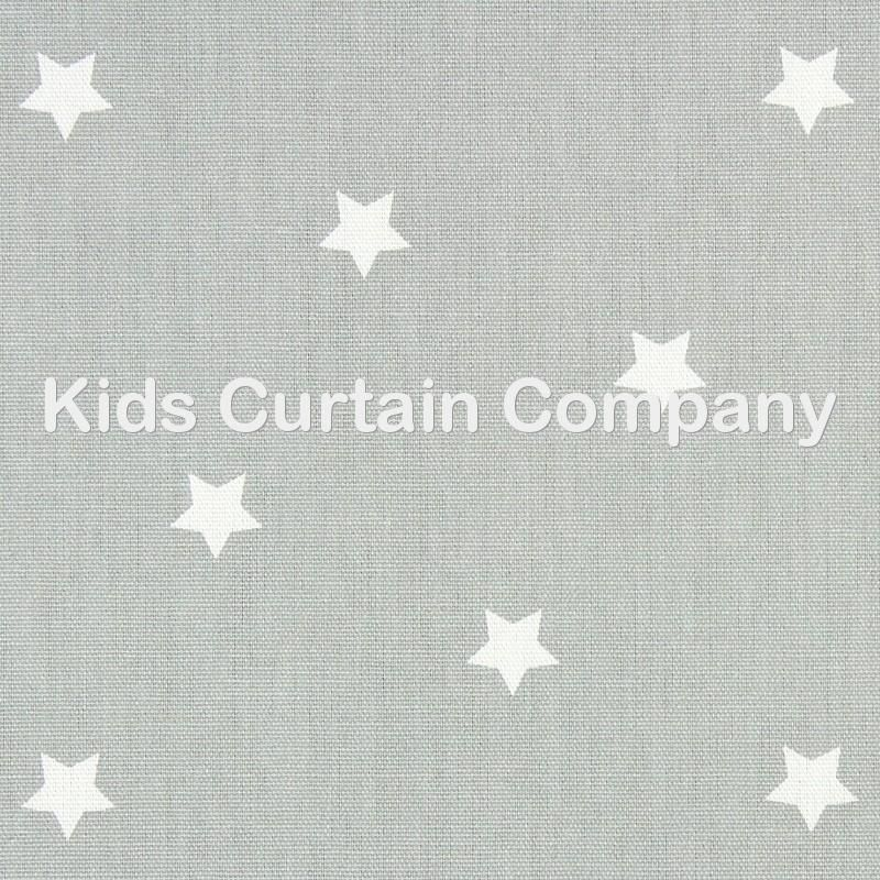 Roman blinds childrens curtains kids curtains for Grey childrens fabric