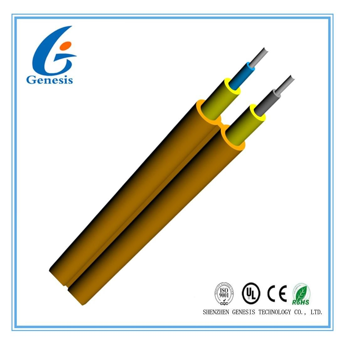 Duplex Patch Cord Cable And Simplex Tight Buffer Armor Fiber Optical Gjfjv Type Single Core House Wiring Indoor Optic