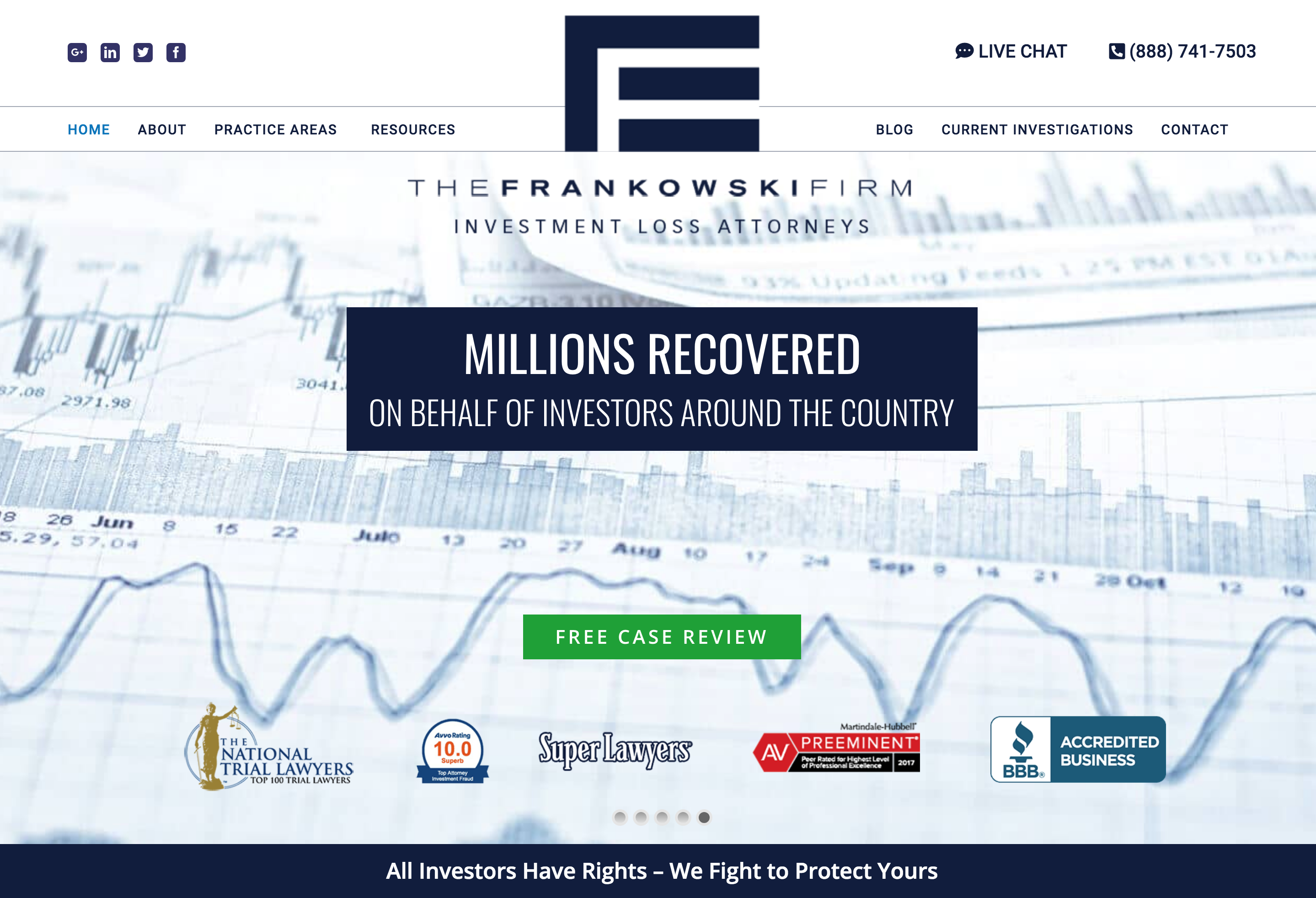 Each Year Millions Of People Place Their Trust In Stock Brokers