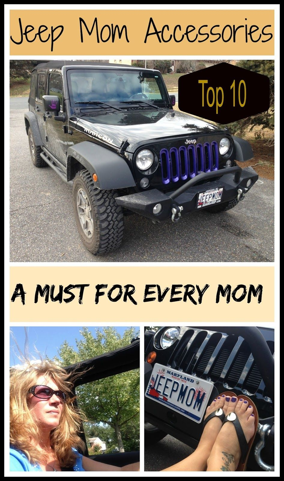 Top 10 Jeep Mom Must Haves Jeep Wrangler Accessories Jeep Wrangler Unlimited Jeep Wrangler Interior