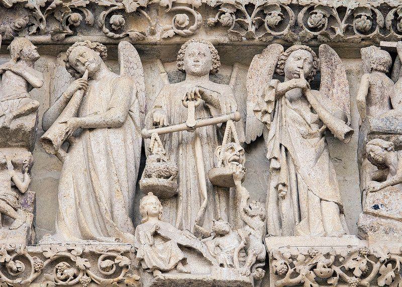 Notre Dame D Amiens Avec Images La Cathedrale Notre Dame Cathedrale Patrimoine Mondial