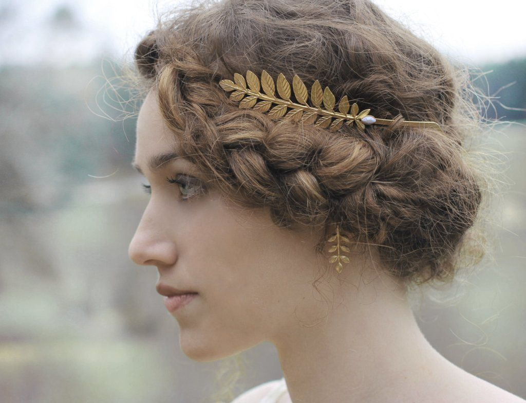 pearl athena greek goddess headband | wedding face in 2019