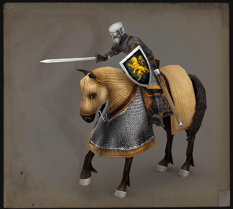 Unicorn Games - XIII Century